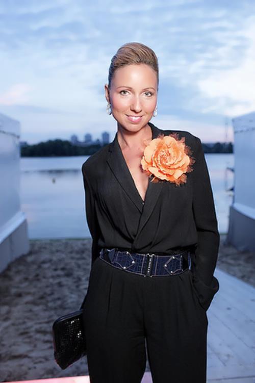 Daria Subbotina TV presenter