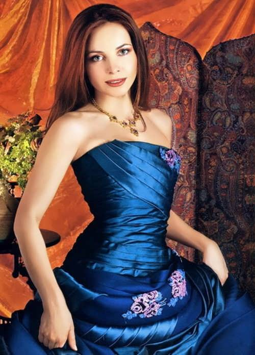Ekaterina Guseva actress and singer