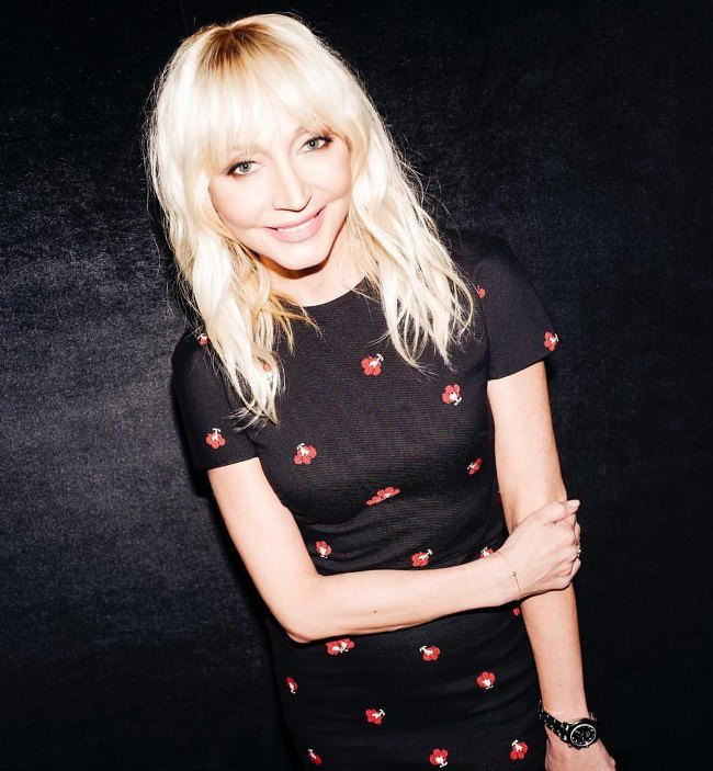 Kristina Orbakaite, singer and actress