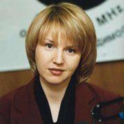 Yulia Bordovskih, TV presenter and writer