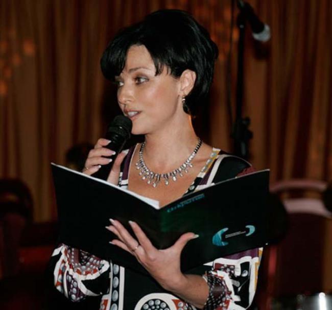Julianna Shakhova, TV presenter