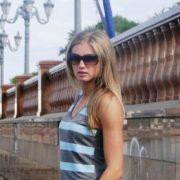 Fantastic athlete Ksenia Vdovina - Ryzhova