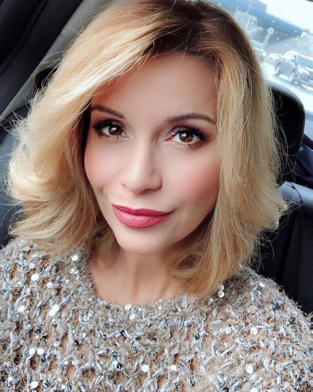 Olga Orlova, pop-singer