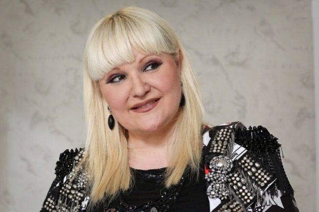Margarita Sukhankina, Russian singer