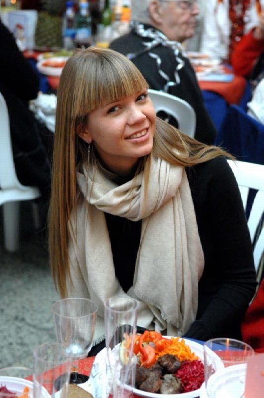 Alla Mikheeva – actress, TV presenter
