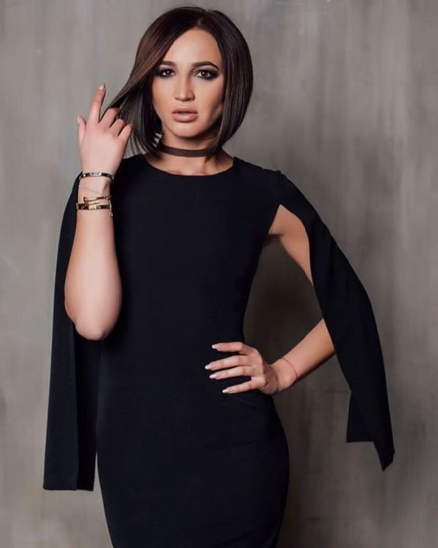 Olga Buzova, TV host of Dom-2