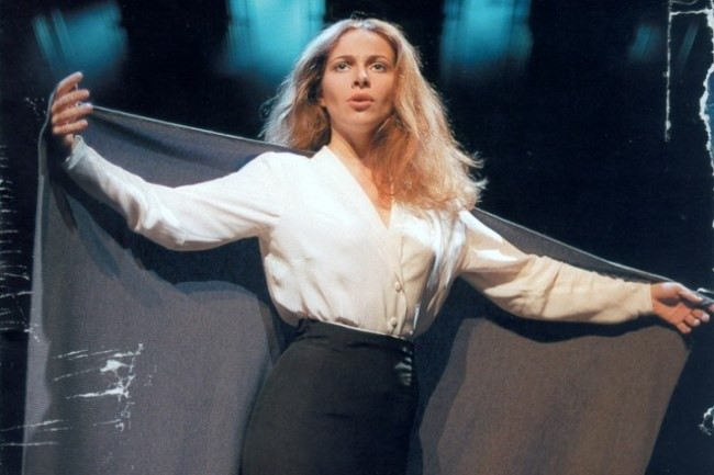 Ekaterina Guseva, actress and singer