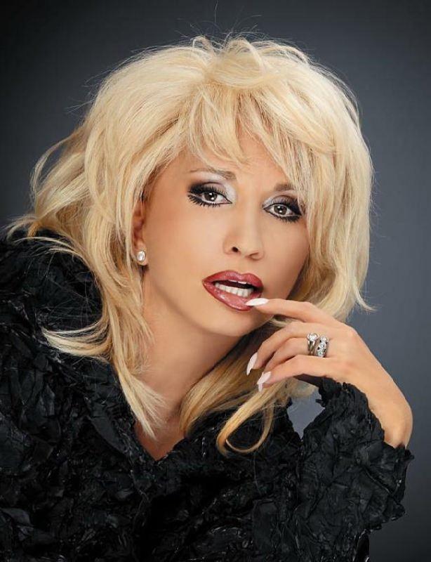 Irina Allegrova, Russian singer