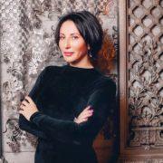 Alika Smekhova, singer and actress