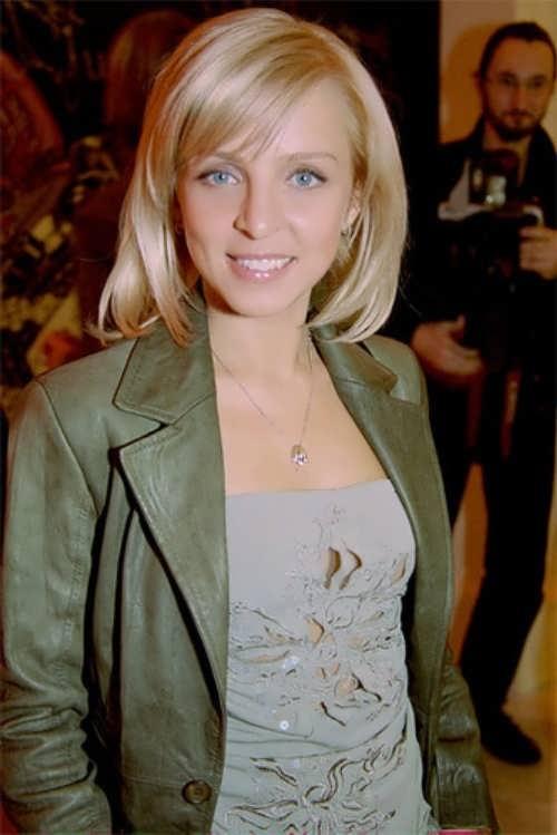 Irina Lukyanova Russian singer