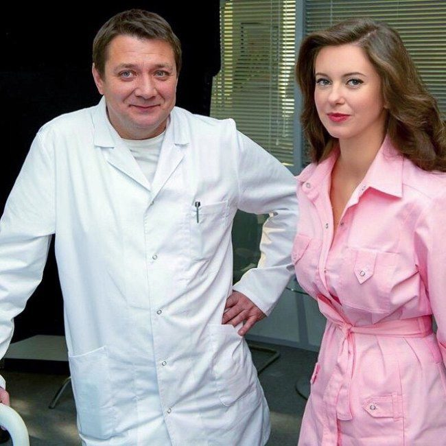 Natalia Kosteneva, Russian actress