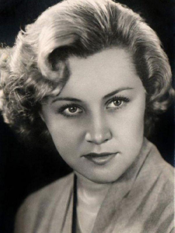 Tatiana Konyukhova, Soviet actress
