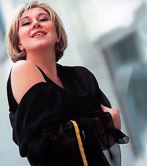Luba Uspenskaya, Soviet and American singer