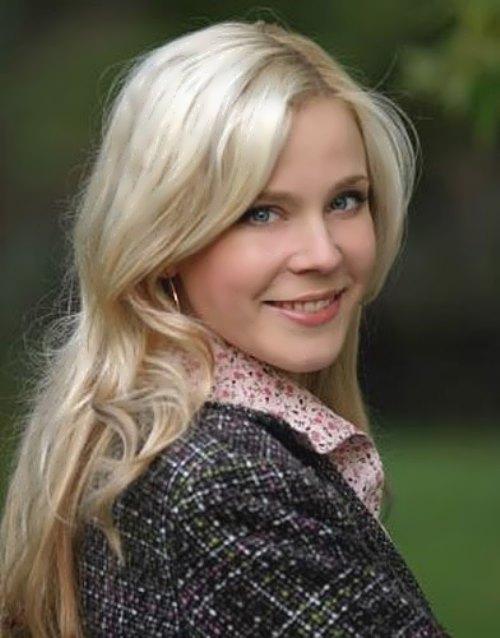 Maria Kulikova Russian actress
