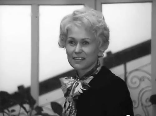 Maya Bulgakova Soviet actress