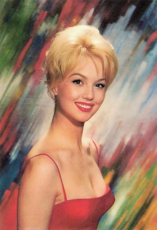 demongeot mylene beautiful actress