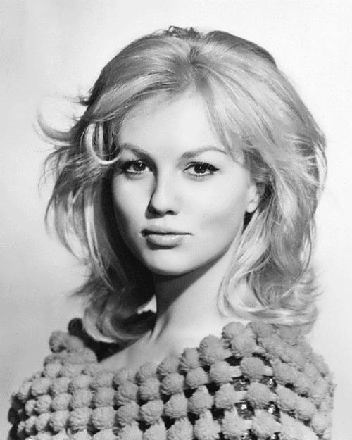 Mylene Demongeot French actress