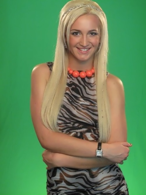 Buzova Olga TV presenter
