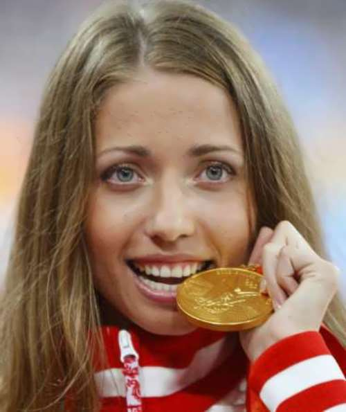 Kaniskina Olga race walker