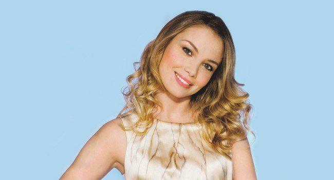 Popular actress Tatiana Arntgolts