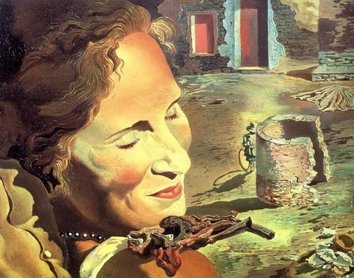 Dali Portrait of Gala