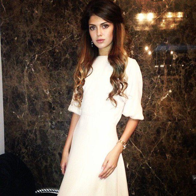 Arina Perchik, girl with charisma
