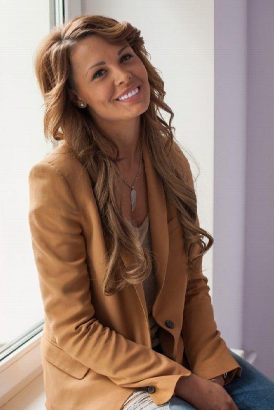 Stunning actress Maria Gorban