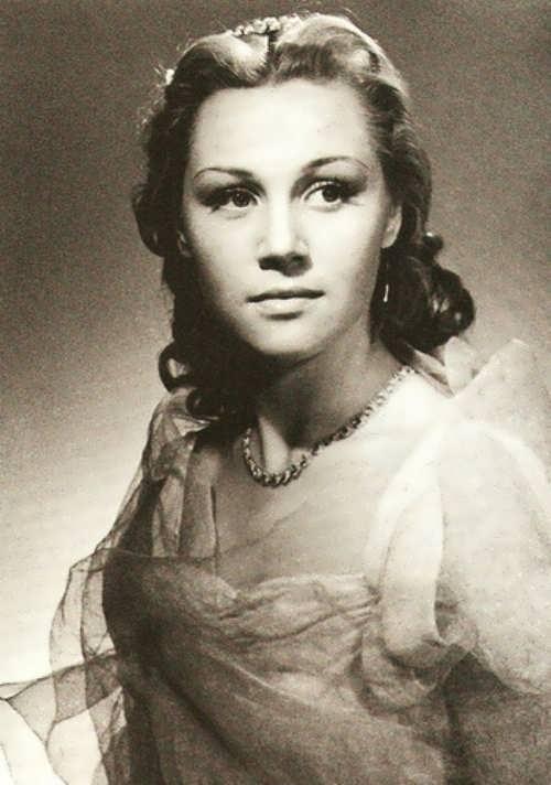 Tatiana Konyukhova Soviet actress