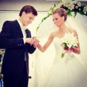 Wedding of Ksenia Vdovina - Ryzhova