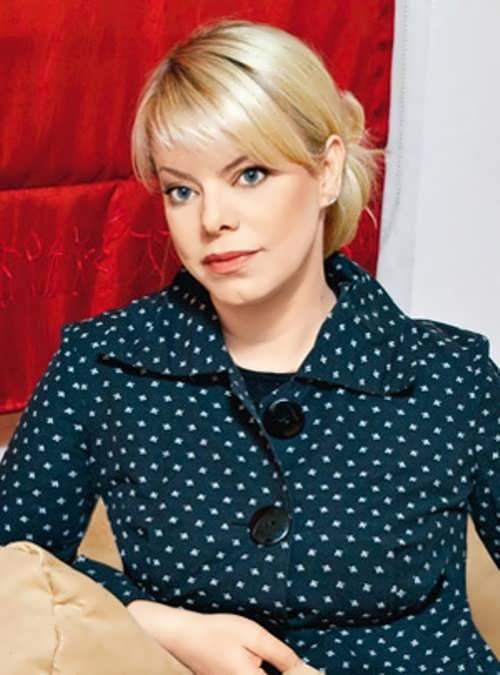 Poplavskaya Yana actress