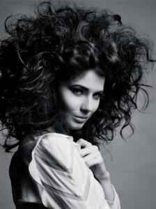 Yulia Snigir beautiful actress