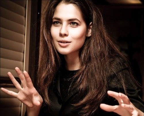 Yu. Snigir Russian film actress