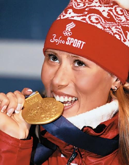 Chepalova Yulia skier