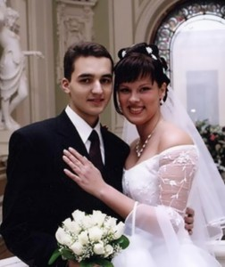 soloviev and his wife