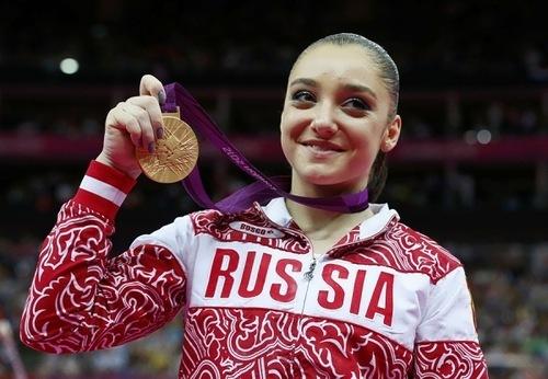 mustafina aliya olympic champion