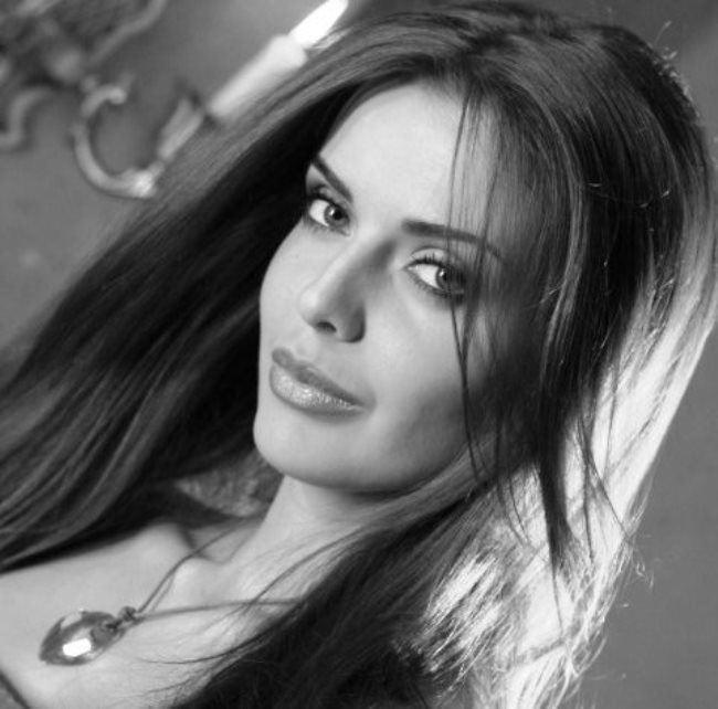 Yulia Obraztsova – Miss Moscow