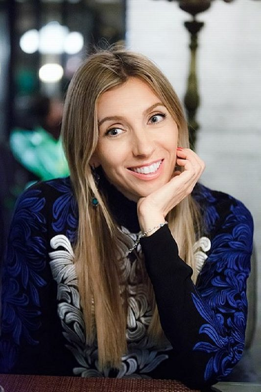 Svetlana Bondarchuk, business lady