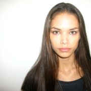 Katja Shchekina, model