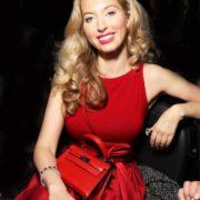 Ulyana Ceytlina, Moscow socialite