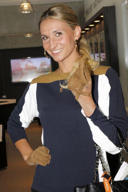 Tatiana Golovin, French tennis player
