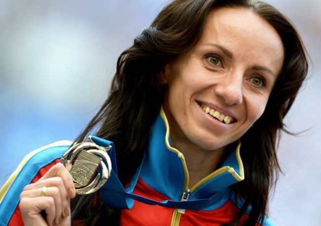 Maria Savinova, Russian athlete