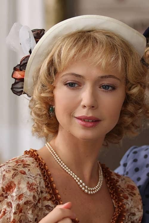 Zakharova Elena actress
