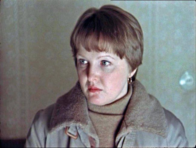 Yelena Solovey, Soviet film actress