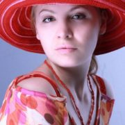 Fantastic actress and singer Lisa Oliferova