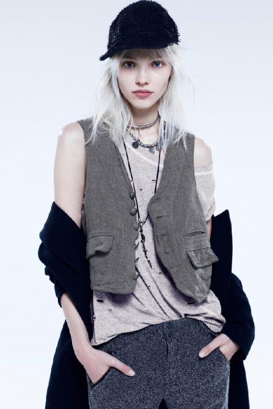 Sasha Luss, beautiful model