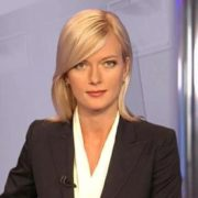 Alena Gorenko, TV presenter and actress