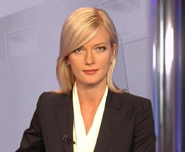 Alena Gorenko, TV presenter and actress