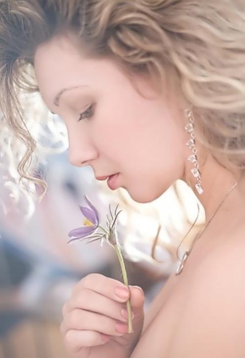 Ira Uchanina model and photographer
