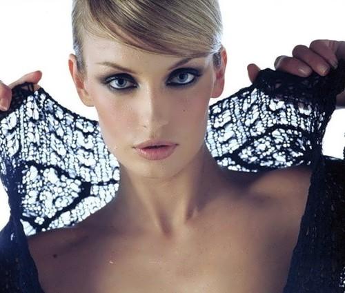 Janna Bugaeva - Beautiful Russian model