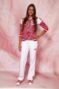 Karolina Sevastianova Olympic champion